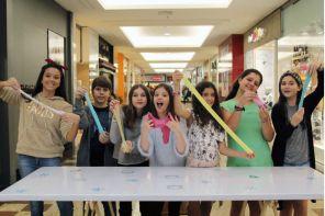Diversão: 3° Encontrinho Slime no Riopreto Shopping