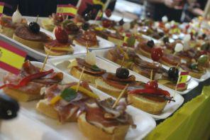 Festa das Nações reúne culinária de vários países