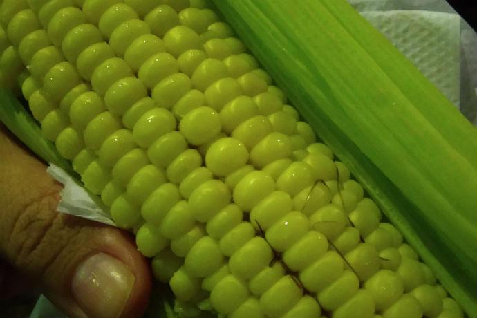 Arraiá tem que ter milho verde! Concorda? (foto: Hi-Mundim)