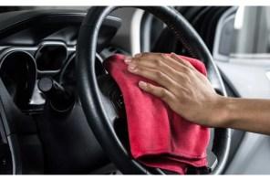 Como limpar o veículo em tempos de Covid-19