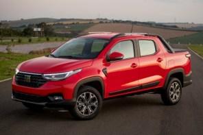 Nova Fiat Strada oferece mais conforto e espaço