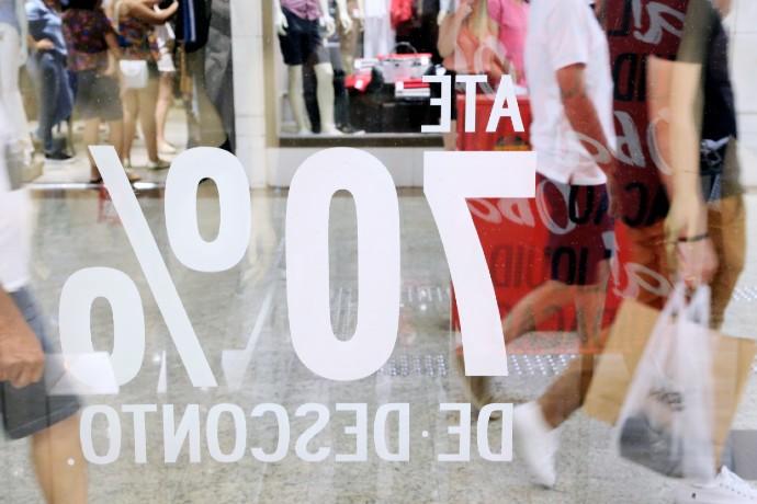 Liquidação vai de 3 a 13 de setembro (Foto: Ricardo Boni)