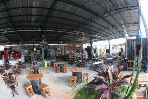 Quintal Food Park reabre em Rio Preto