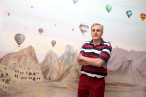 Jeferson Cabral traz arte decorativa para Rio Preto