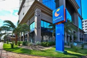Atlantica inaugura Comfort Suites em Rio Preto