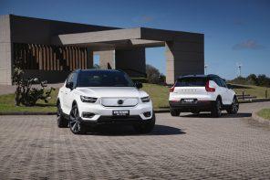 Volvo lança SUV 100% elétrico no Brasil