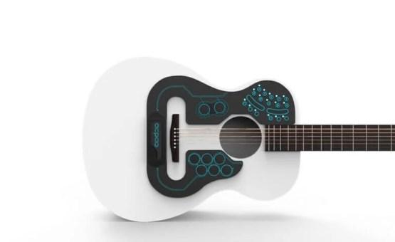 ACPAD – MIDI-контроллер, который превратит вашу гитару в оркестр