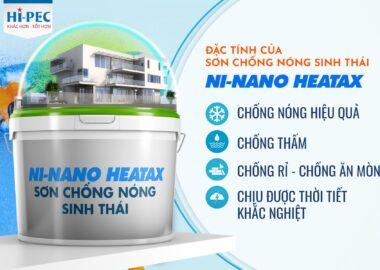 son heatax chong nong hipec