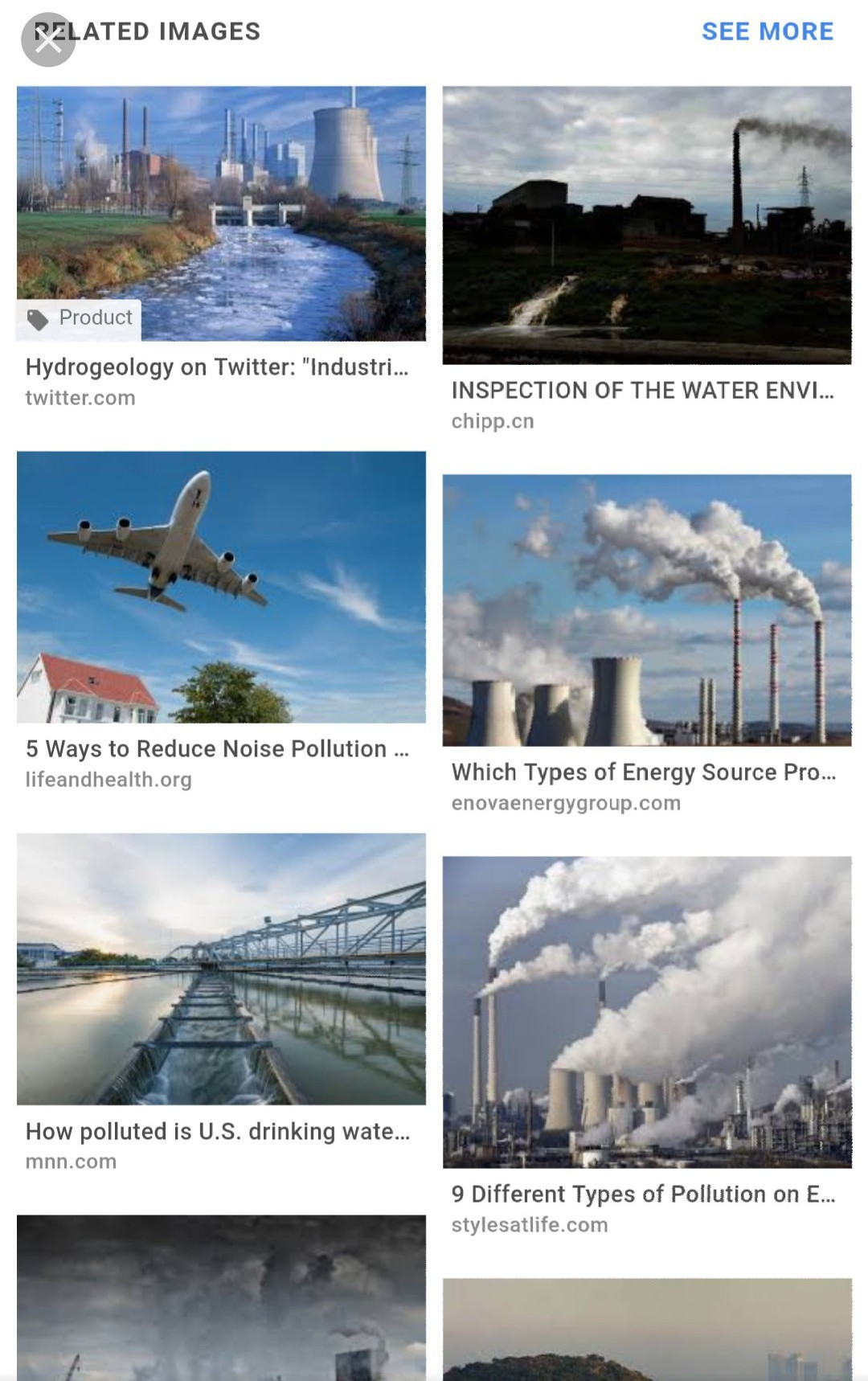What Are The Different Types Of Water Pollution