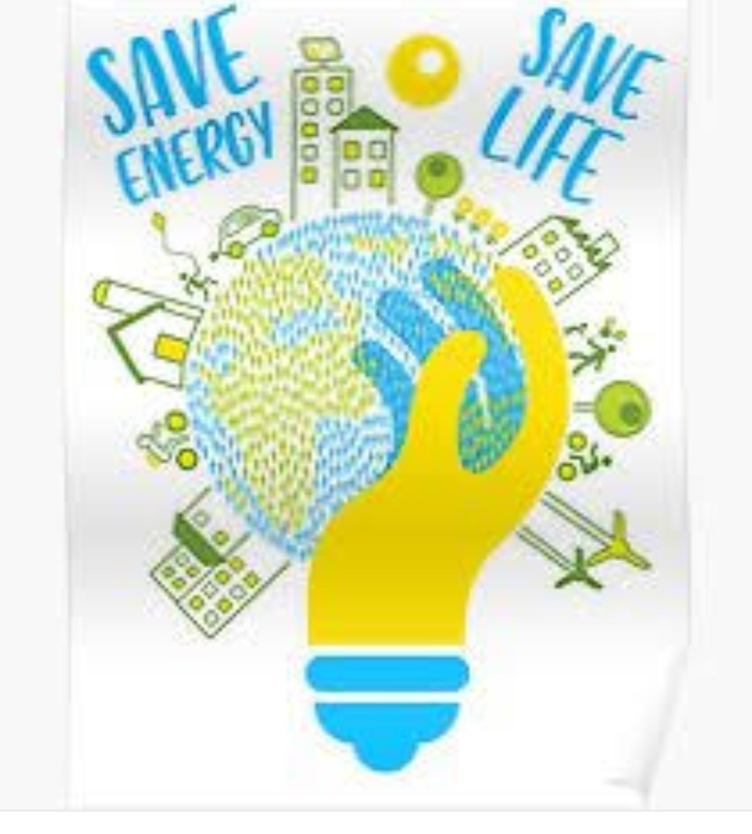 Design A Poster On Save Energy With Slogans Brainly In