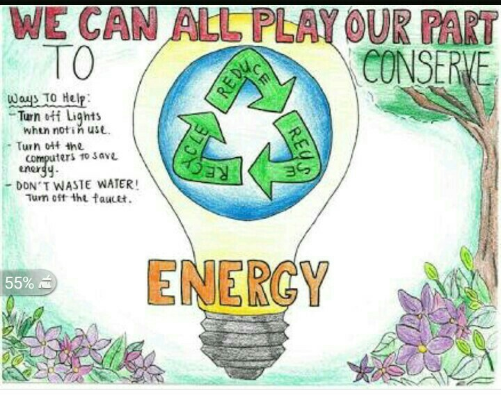 Give Me Poster Or Some Slogans On Conserve Energy Brainly In