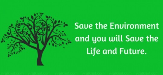 Speech On Save Environment Save Trees Please Give Answer With Some Slogans And Give Answer If You Brainly In