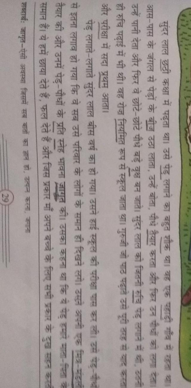 14 pages on hindi sulekh - Brainly.in