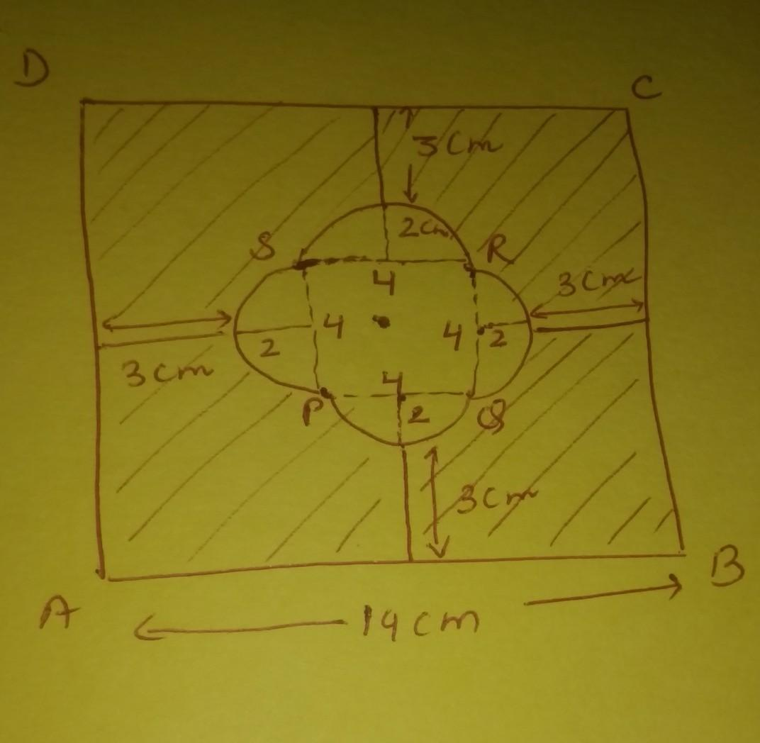Find The Area If The Shaded Region In The Figure Side 14
