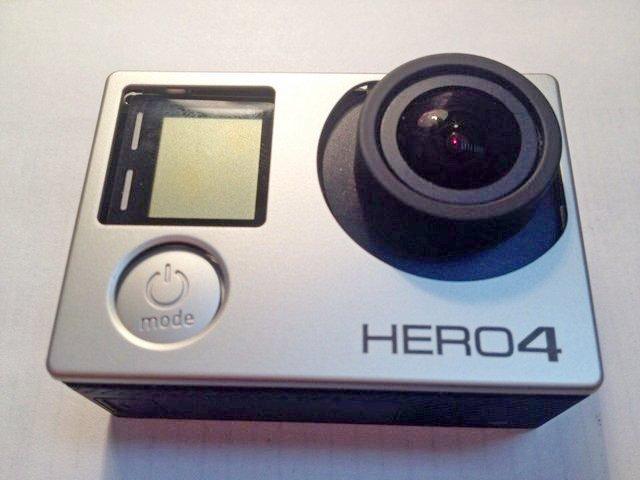 Как разобрать GoPro Hero 4. Что внутри.01[1]
