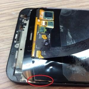 Meizu MX5 разбилось стекло. Замена модуля (тачскрин + дисплей)