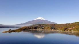 山中湖(Lake Yamanaka)