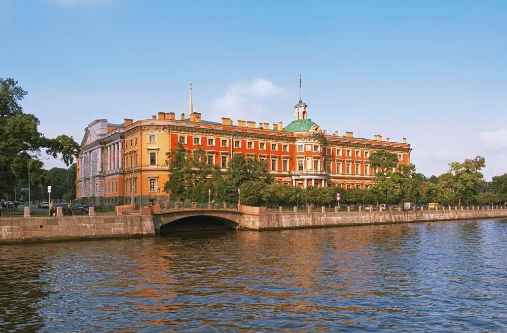 Mikhailovsky kasteel