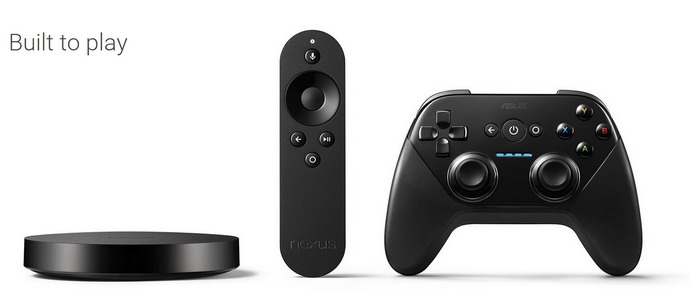 Google Nexus Player-1
