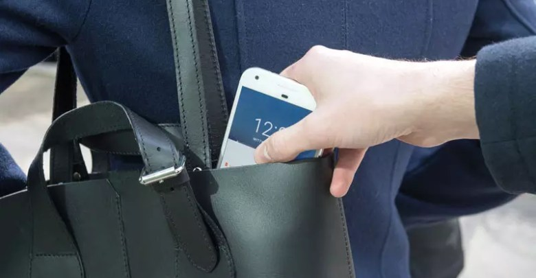 Theft Bag - ما يجب عليك فعله أذا سرق هاتفك