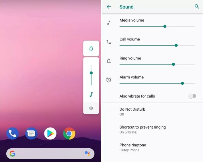 اندرويد 9 افضل الميزات في نظام اندرويد 9  Android Pie