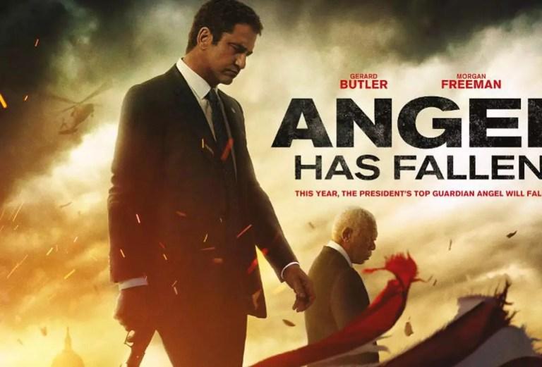 Angel Has Falle
