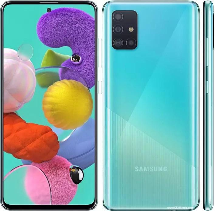 سعر و مواصفات Samsung Galaxy A51 – المميزات والعيوب