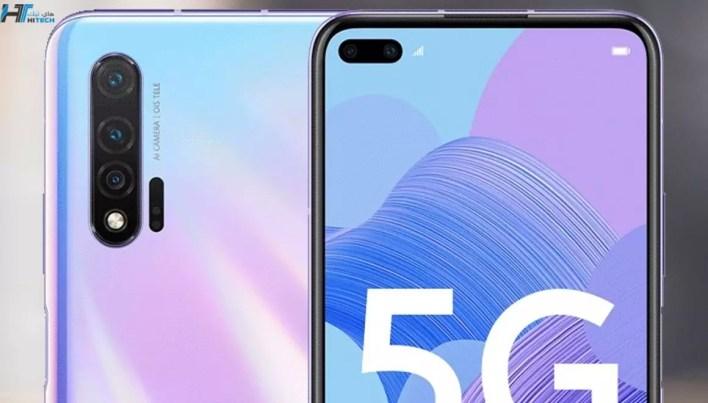 مواصفات Huawei nova 6