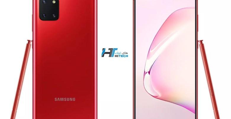 صورة سعر و مواصفات Samsung Galaxy Note10 Lite مع المميزات والعيوب