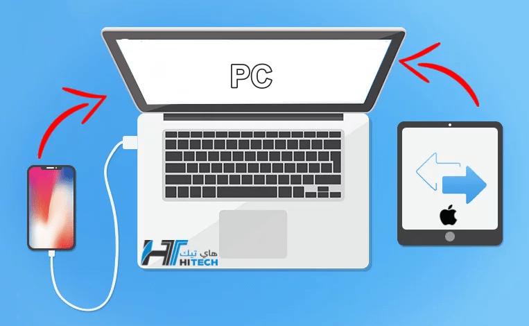 Photo of افضل واسهل طرق نقل الملفات من الايفون للكمبيوتر 2020