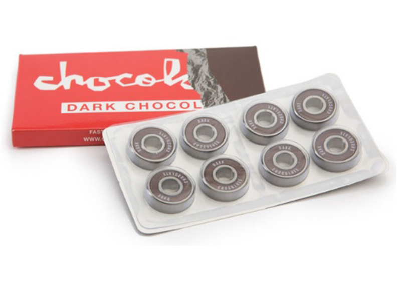 CHOCOLATE DARK CHOCOLATE BEARING