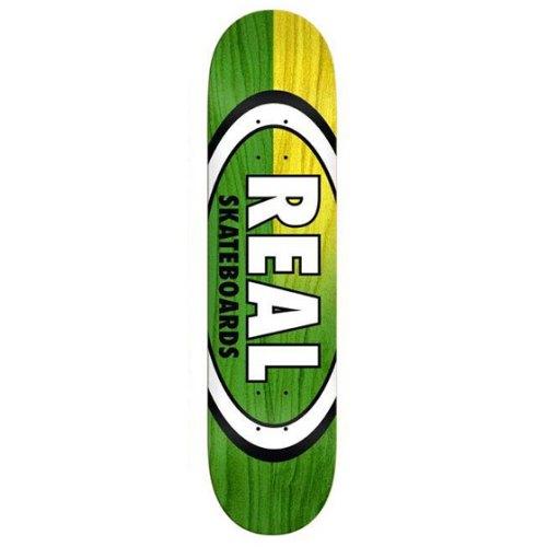 REAL スケボー デッキ 通販 SKINNY DIP OVAL 8.25インチ