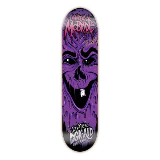 DGK スケボー スケートボード デッキ 通販 Skateboards Marcus Mcbride AFTER DARK