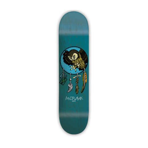GIRL Skateboard Rick McCrank SPIRIT 01