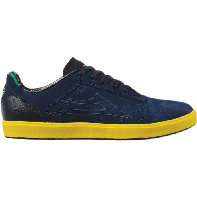 LAKAI LIMITED FOOTWEAR RH Navy Suede 01