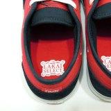 LAKAI スケボー スケートボード  JUDO Navy/Red Canvas 12