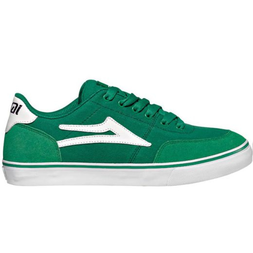 LAKAI ENCINO Green Canvas 01