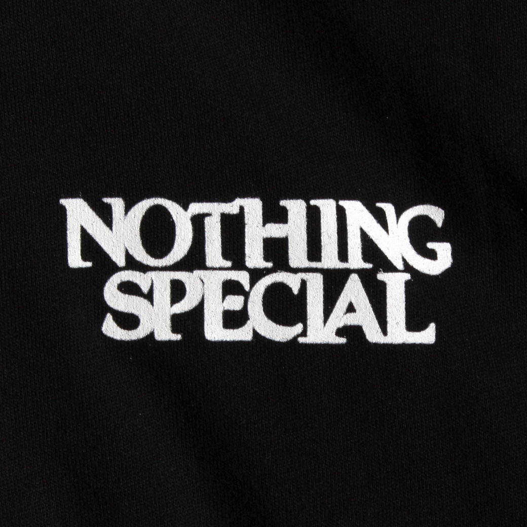 NOTHING SPECIAL S/S Tシャツ