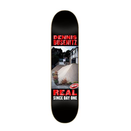 REAL SKATEBOARDS リアル スケートボード スケボー 通販 デッキ Dennis Busenitz COLLECTORS EDITION