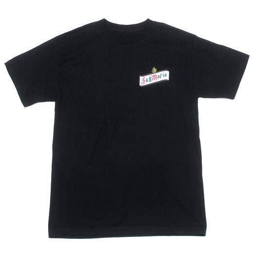 SK8MAFIA Skateboards Por Vida T-Shirt 01