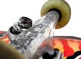 スケボー初心者 スケートボード コンプリートデッキ 選び方 REAL 使用後 トラック