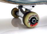 スケボー初心者 スケートボード コンプリートデッキ 選び方 REAL 使用後 ウィール