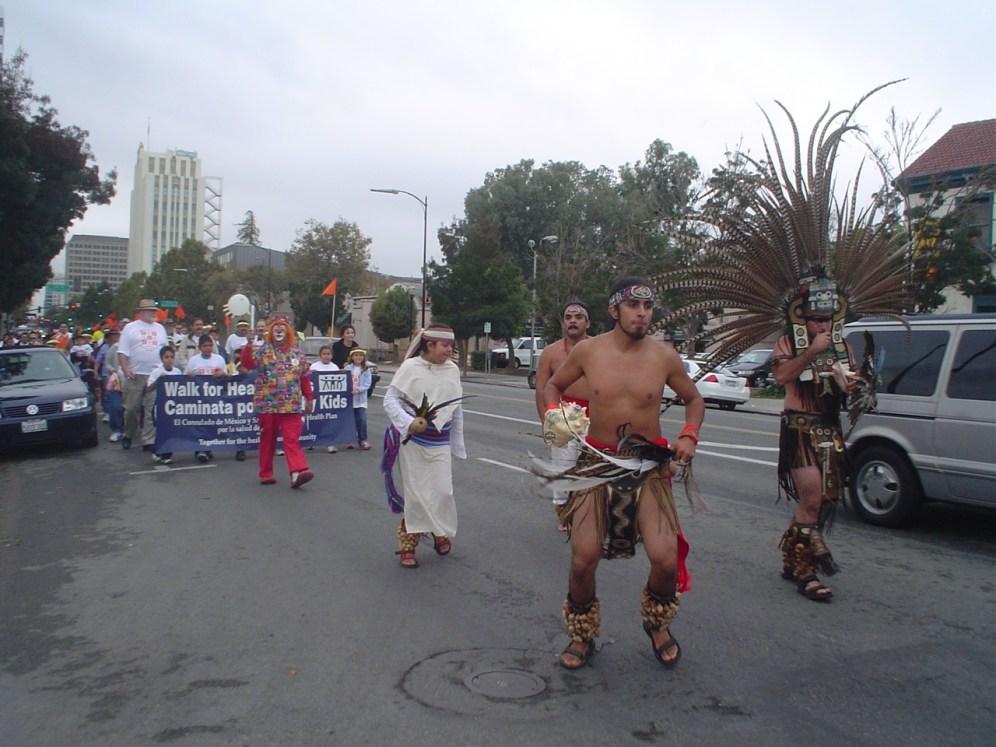 SBS San Jose desfile