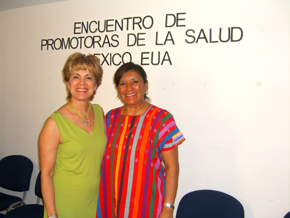 Rosario y Rossana Hernandez 2006 050