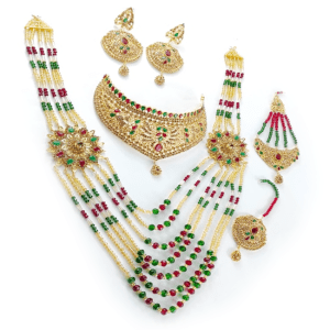 Bridal Jewellery Sets design with Price in Pakistan 2021