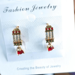 Gold Plated Earrings Price in Pakistan 2021