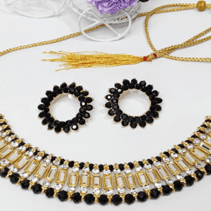 Black Necklace Set Pakistan