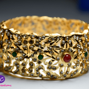Gold Plated Hyderabadi Kangan Design with Price in Pakistan 2021