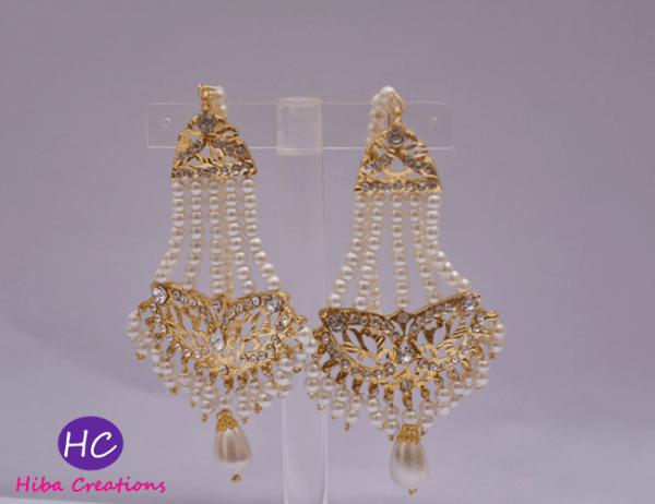 Hyderabadi Earrings Design with Price in Pakistan 2021 Online