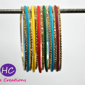 Multicolors Bangles Design with Price in Pakistan